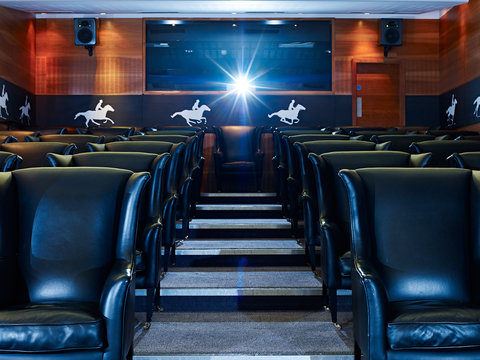 The Scotsman Hotel Preferred Hotels and Resorts - Screening Room