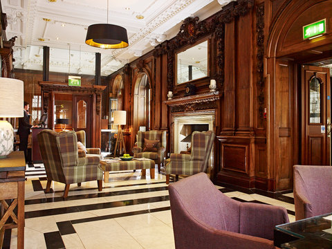 The Scotsman Hotel Preferred Hotels and Resorts - Reception