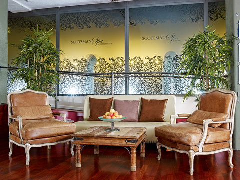 The Scotsman Hotel Preferred Hotels and Resorts - Spa