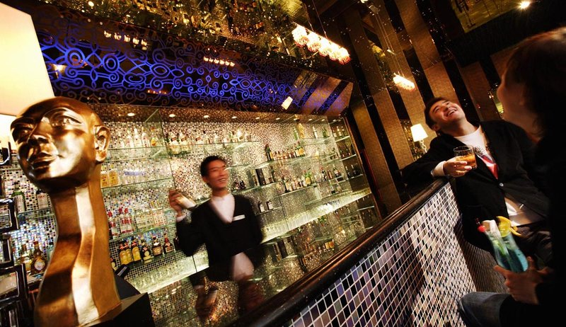 成都世纪城假日酒店 酒吧/休息厅