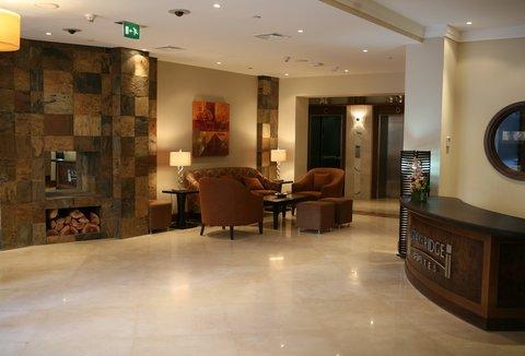 فندق ستيبردج سيتي ستار - Staybridge Suites-Cairo Guest Reception