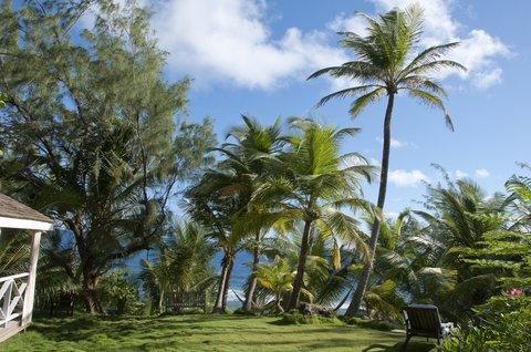 Sea U Guest House - Tropical Garden with ocean view