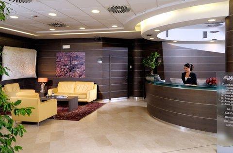 Aemilia Hotel - Aemilia Hotel Reception
