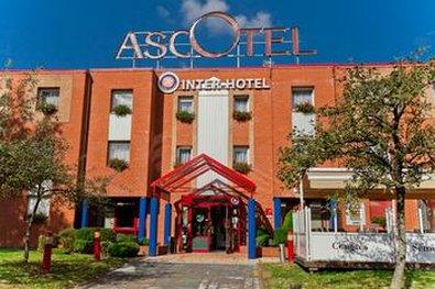 Inter Hotel Ascotel - Facade