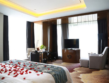 Ramada Plaza Liuzhou Liudong - 1 King Bed Room