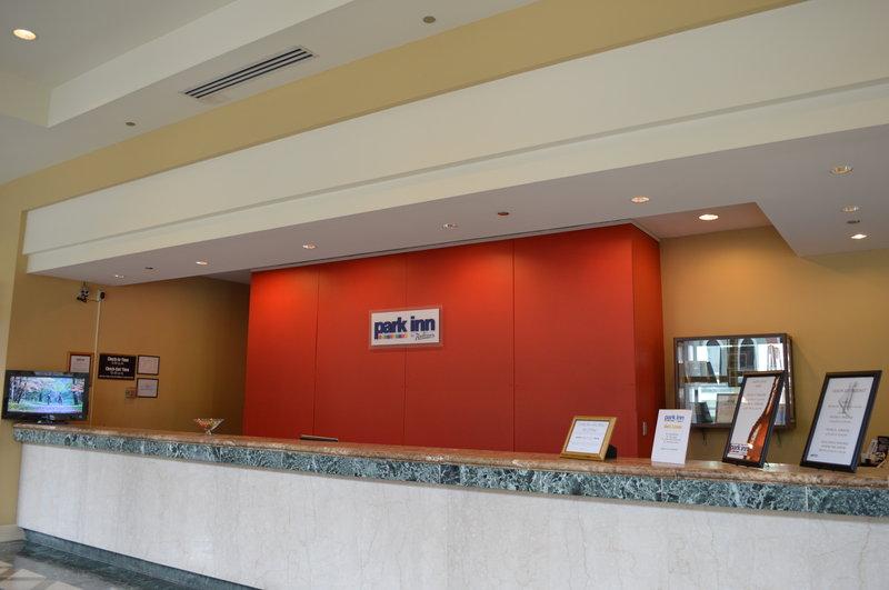 Park Inn Toledo, OH Aula