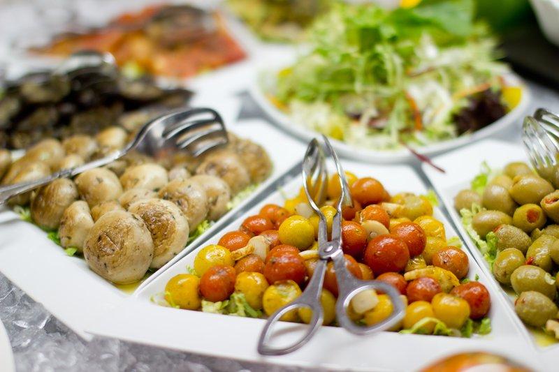Holiday Inn Dubai-Al Barsha 餐饮设施