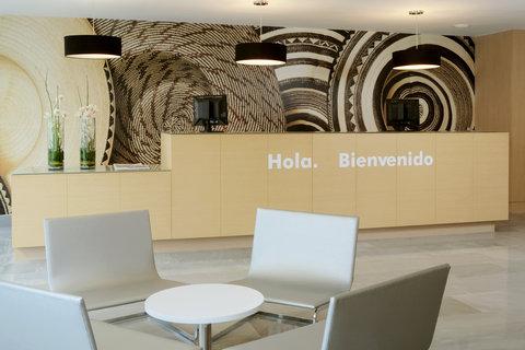 NH Bogota 93 - Lobby