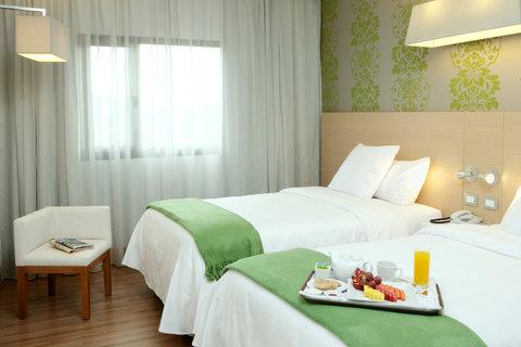 NH Bogota 93 - Standard Twin Room