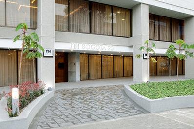 NH Bogota 93 - Entrance