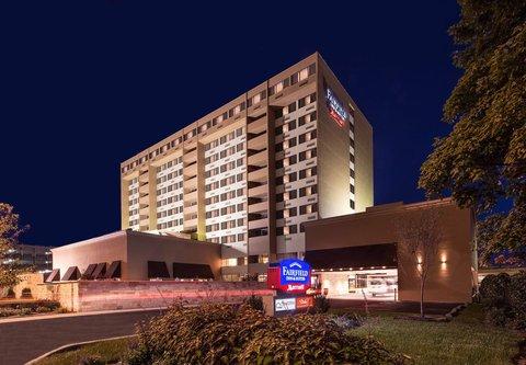 Fairfield Inn & Suites Charlotte Uptown - Exterior