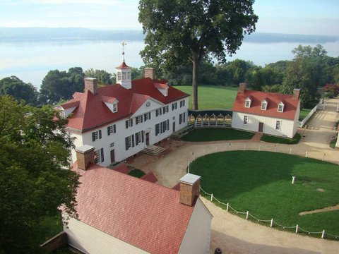 Hampton Inn & Suites Mt. Vernon/Belvoir-Alexandria South - George Washington s Mount Vernon Estate   Gardens