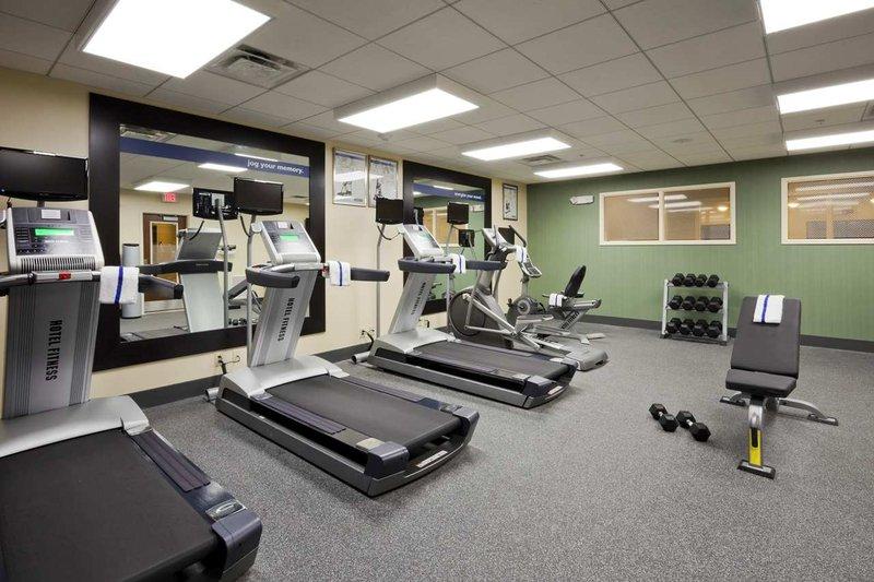 Hampton Inn & Suites Mt. Vernon / Belvoir - Alexandria South Area Klub Fitness
