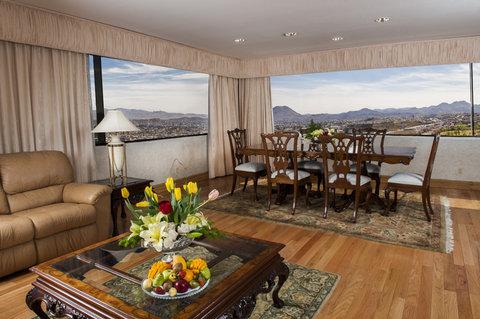 Hotel Soberano Chihuahua - Master Suite