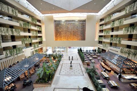 Hotel Soberano Chihuahua - Lobby