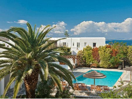 Aeolos Hotel Mykonos - Exterior