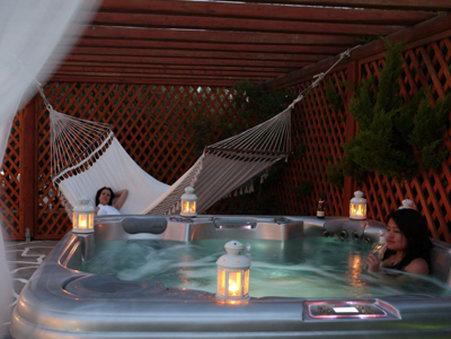 Aeolos Hotel Mykonos - Jacuzzi