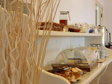 Aeolos Hotel Mykonos - Buffet