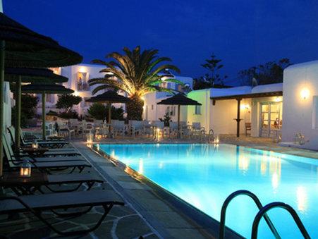 Aeolos Hotel Mykonos - Pool