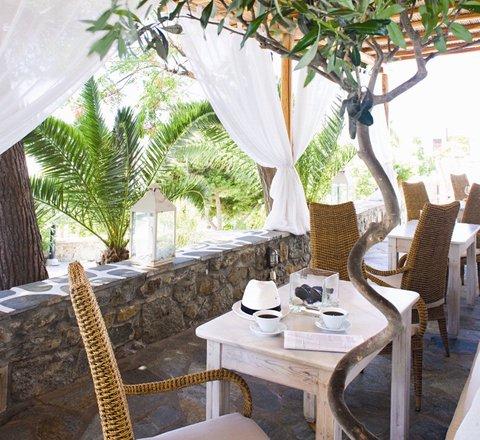 Elena Hotel - Outdoor