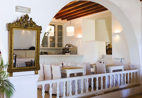 Elena Hotel - Restaurant