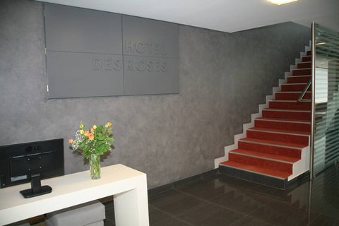 Hotel Des Roses - Reception