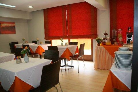 Hotel Des Roses - Restaurant