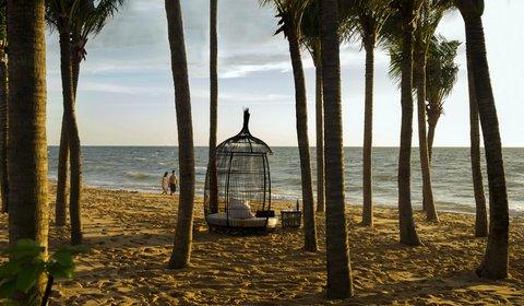 Salinda Premium Resort and Spa - Private Beach at Salinda Premium Resort   Spa Phu