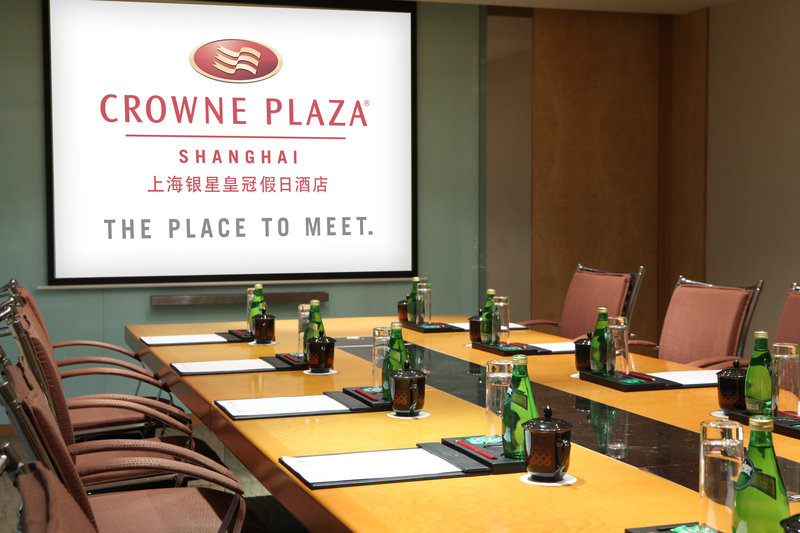 Crowne Plaza Hotel Shanghai Meeting room
