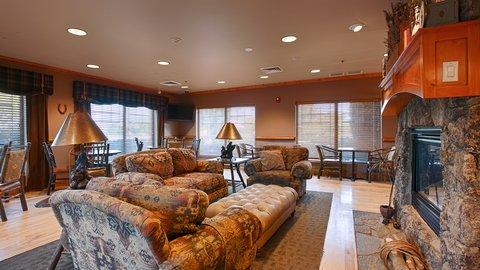 BEST WESTERN Northwest Lodge - Breakfast Area
