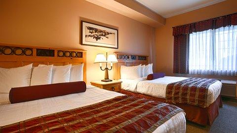 BEST WESTERN Northwest Lodge - Guest Room