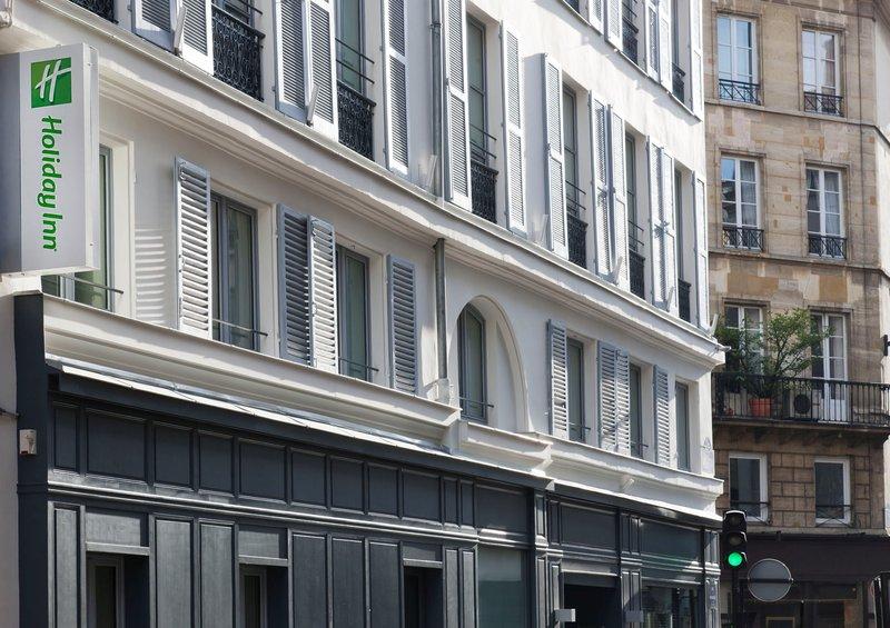 Holiday Inn Paris Elysees Außenansicht