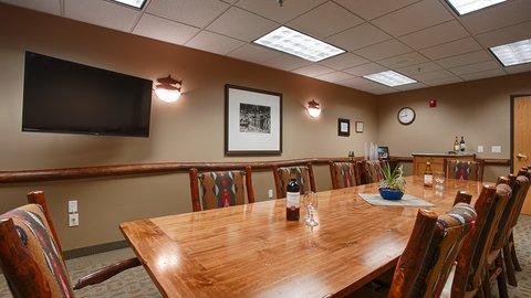 BEST WESTERN Northwest Lodge - Meeting Room