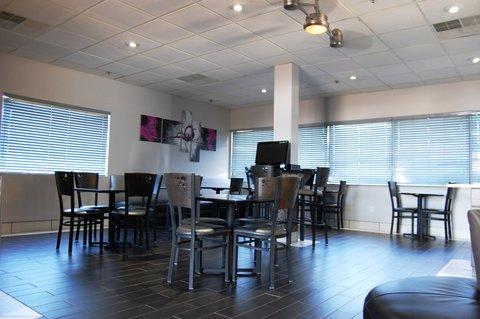 Best Western Santa Fe Inn Hotel - Dining Area