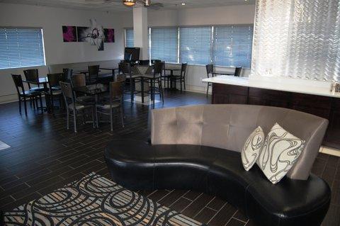 Best Western Santa Fe Inn Hotel - Contemporary Lobby