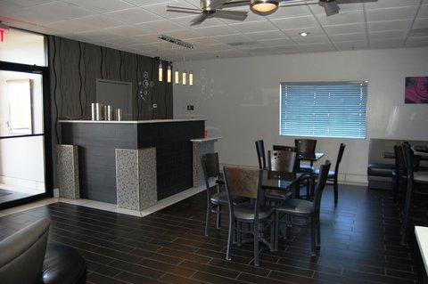 Best Western Santa Fe Inn Hotel - Dining Front Desk