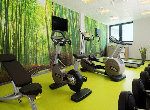 Element Frankfurt Airport - Fitness Center