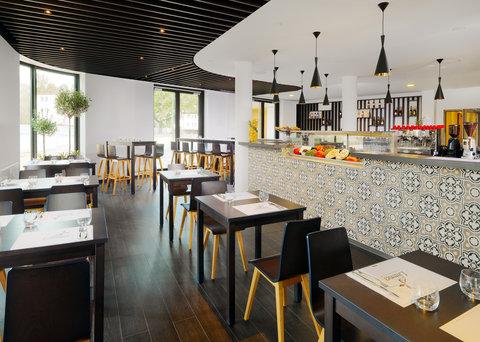 Element Frankfurt Airport - Limones Restaurant