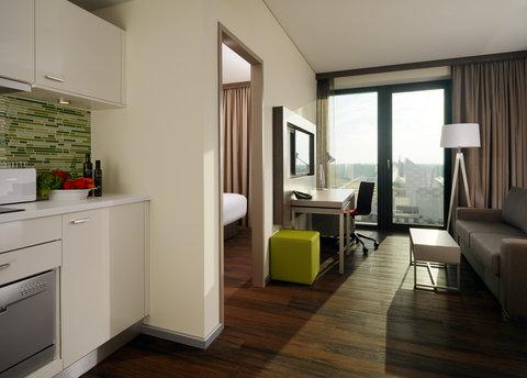 Element Frankfurt Airport - One Bedroom Suite