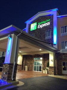 Exterior view - Holiday Inn Express East I-85 Montgomery