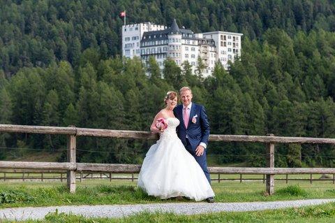 Hotel Waldhaus - Wedding