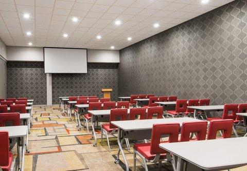 Fairfield Inn & Suites Charlotte Uptown - Charlotte Gallery - Classroom Setup