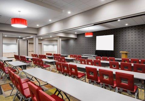 Fairfield Inn & Suites Charlotte Uptown - Carolina Gallery - Classroom Setup