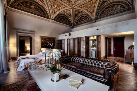 Il Salviatino Preferred Boutique - Salviatino Affresco suite