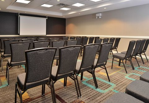 Denver Airport Marriott at Gateway Park - Meeting Room   Theater Setup