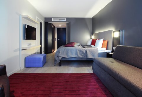 Gothia Towers - Standard Room with Sofa Bed at Gothia Towers