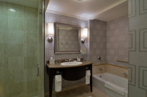 The Back Bay Hotel - Standard Bathroom