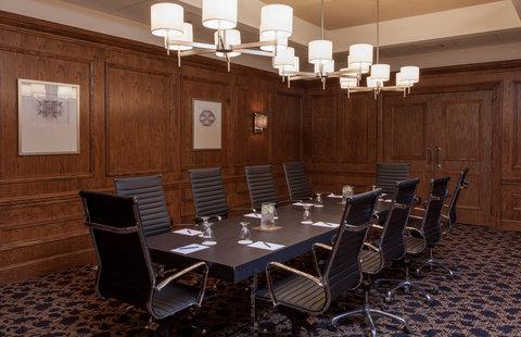 Charlotte Center City Hotel - Boardroom