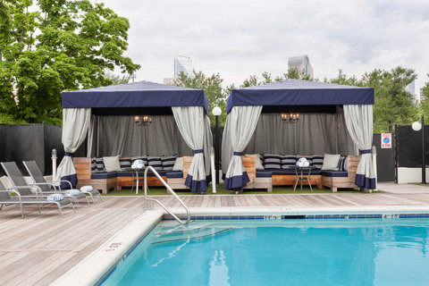 Charlotte Center City Hotel - Outdoor Pool