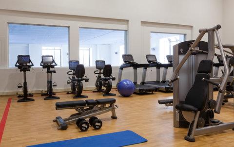Charlotte Center City Hotel - Gym